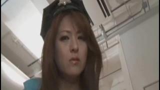 Kozaku shows off her big breast