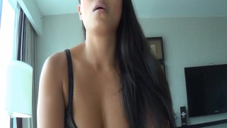 Autumn's Asian Desire: Slow Ride POV