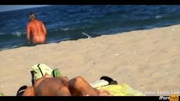 Beach Voyeur HD Video Spycam Nudist Females