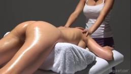 Art of the Female Swedish Body Massage Sensual Massage Tutorial