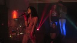 Alena Pisku naked singer