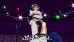 Socks Footjob Anime