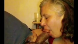My Married Granny BBW Whore Neighbor Pissing and Face Fucked