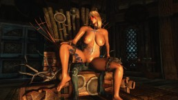 Sexy Skyrim Rieklings are horny little devils