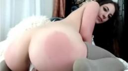 White Webcam Teen Creamy Riding