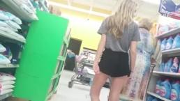 Sexy candid teen ass store follow