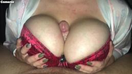 Hot amateur tits fuck Pov close up tits job from my girlfriend vol 2