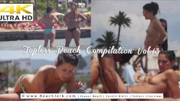 Topless Beach Compilation Volume 13