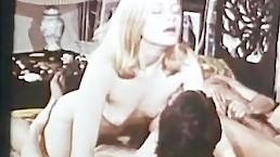 Retro Porn 1970s Hairy Teen Girl Can't Get Enough