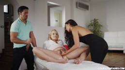 Married couple has problems with squirt