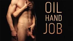 Beautiful Oil Handjob Massage2018