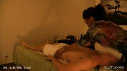Spy Tug Happy Ending Massage