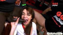 German Goo Girls Little Slut Khadisha Latina knows how to please