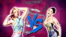 Nicki Minaj vs Iggy Azalea